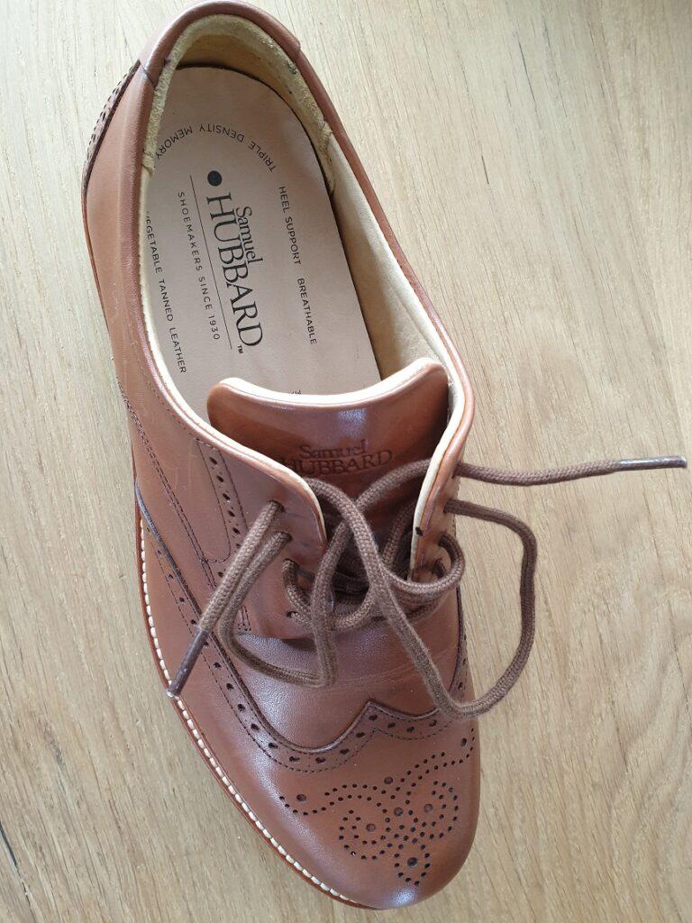 Samuel Hubbard schoenen
