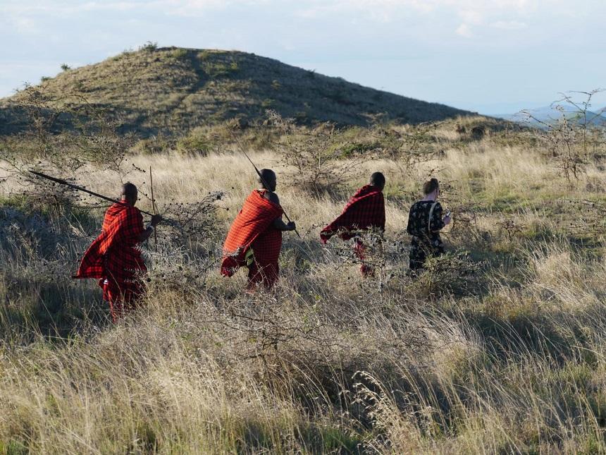 Tanzania Maasai brigitte de graaff