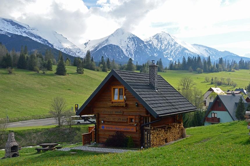 De Tatra is een regio in het hart van Slowakije