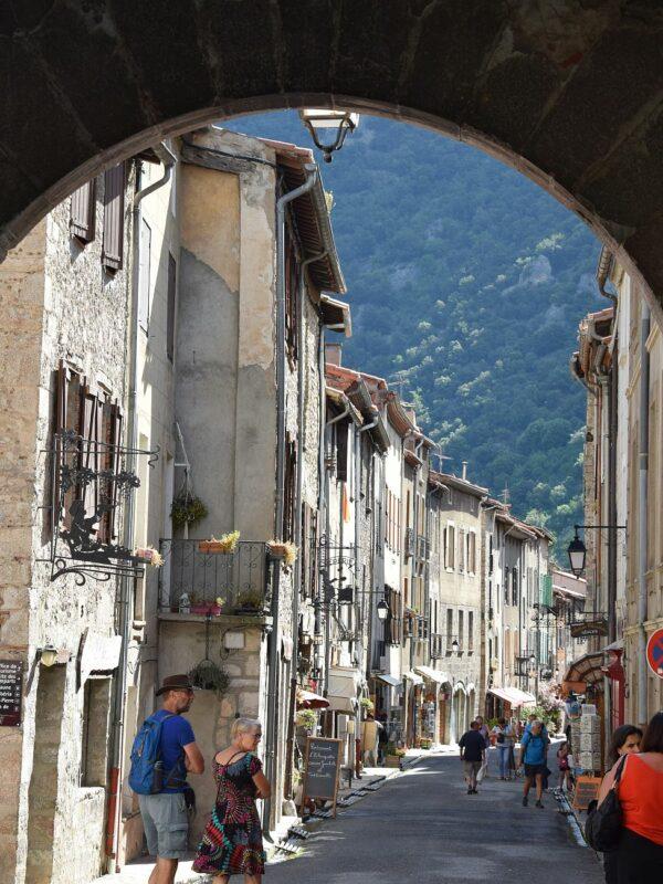Toegangspoort Villefranche-de-Conflent