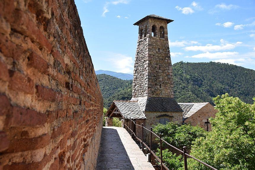 Fort Libéria, Oostelijke Pyreneeën