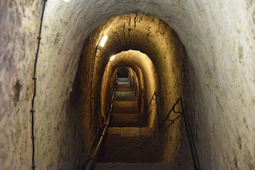 Trap met duizend treden, Fort Libéria
