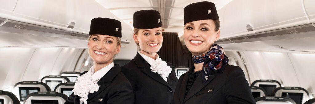Icelandair bemanning