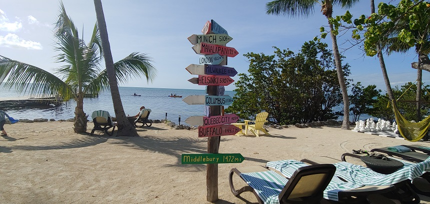 Isla Morada, Key West, Florida