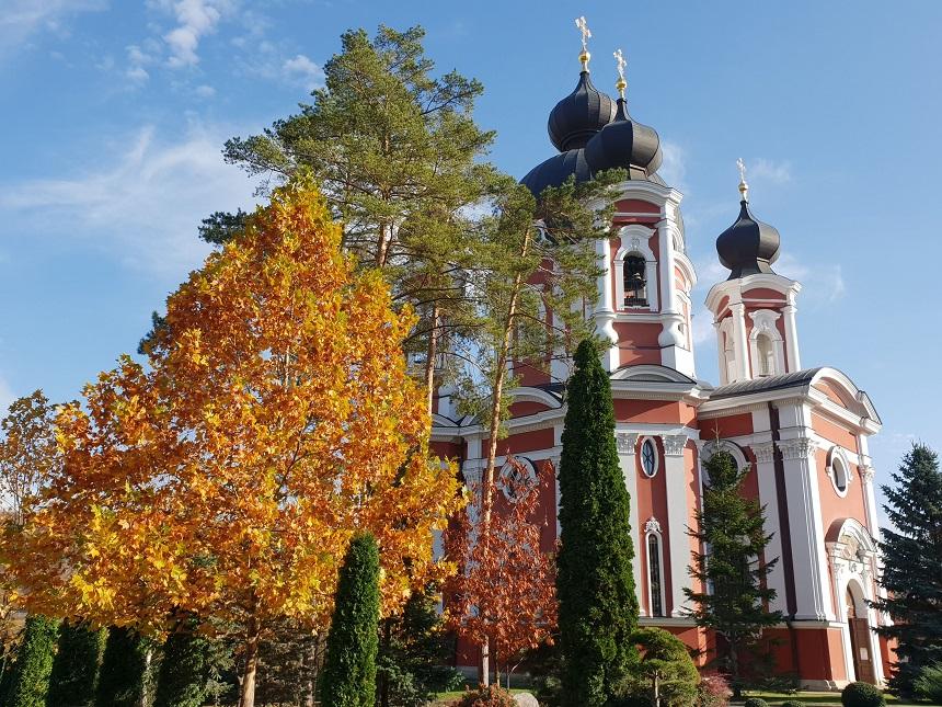 Kloostercomplex moldavië