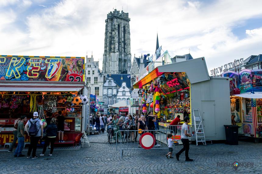 Kermis in Mechelen