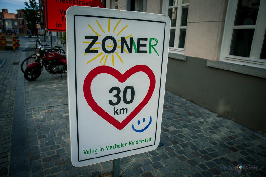 Veilig in Mechelen Kinderstad