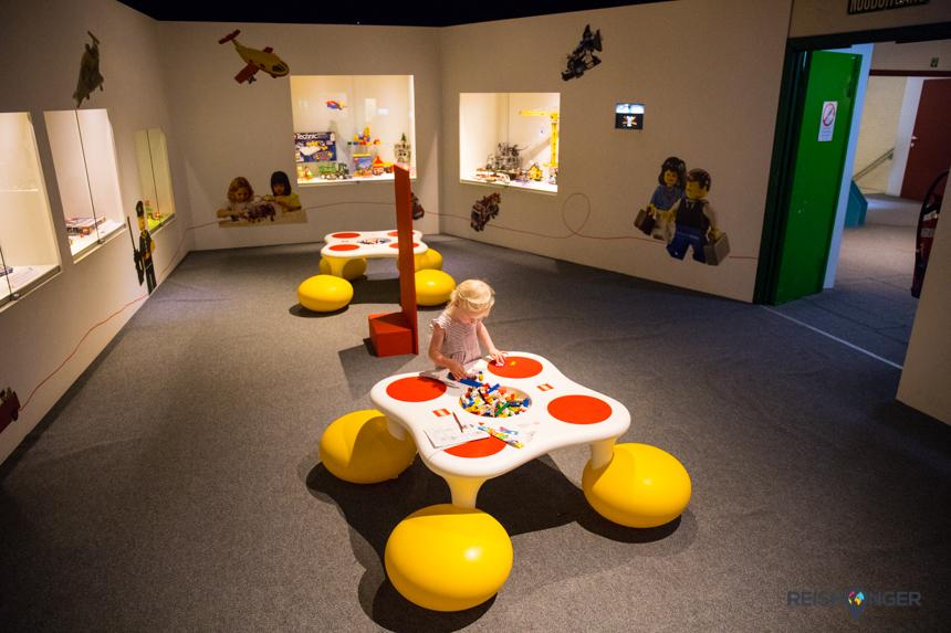 Lego in het Speelgoedmuseum in Mechelen