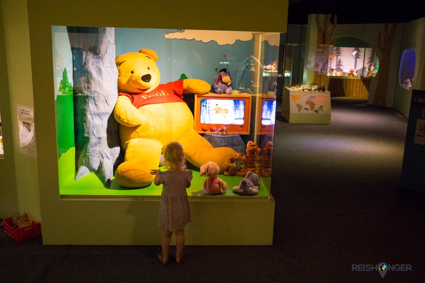 Het Speelgoedmuseum in de wijk Nekkerspoel
