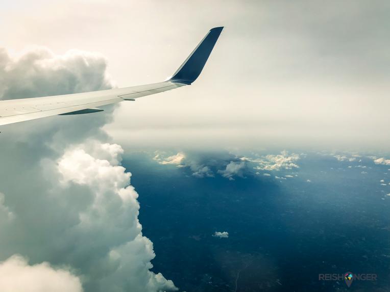 Directe vlucht Delta van Tampa naar Amsterdam