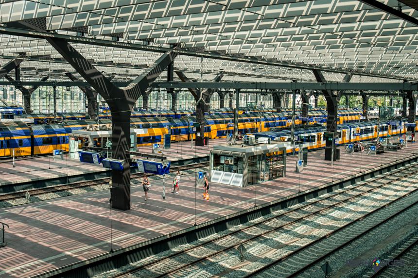 Amsterdam - Parijs met de Thalys