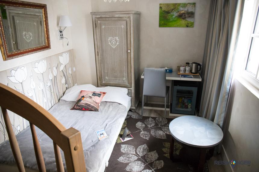 Familiekamer Parijs: Hotel Le Pavillon