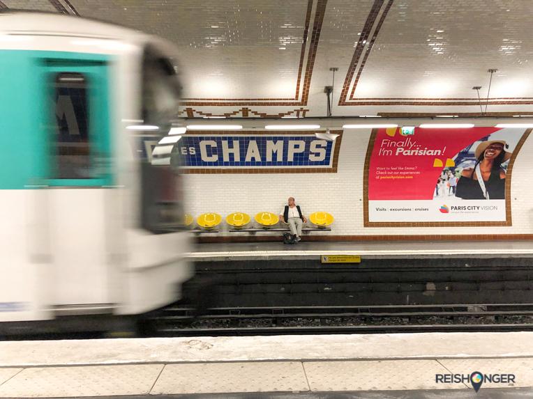 metrostation Notre-Dame-des-Champs