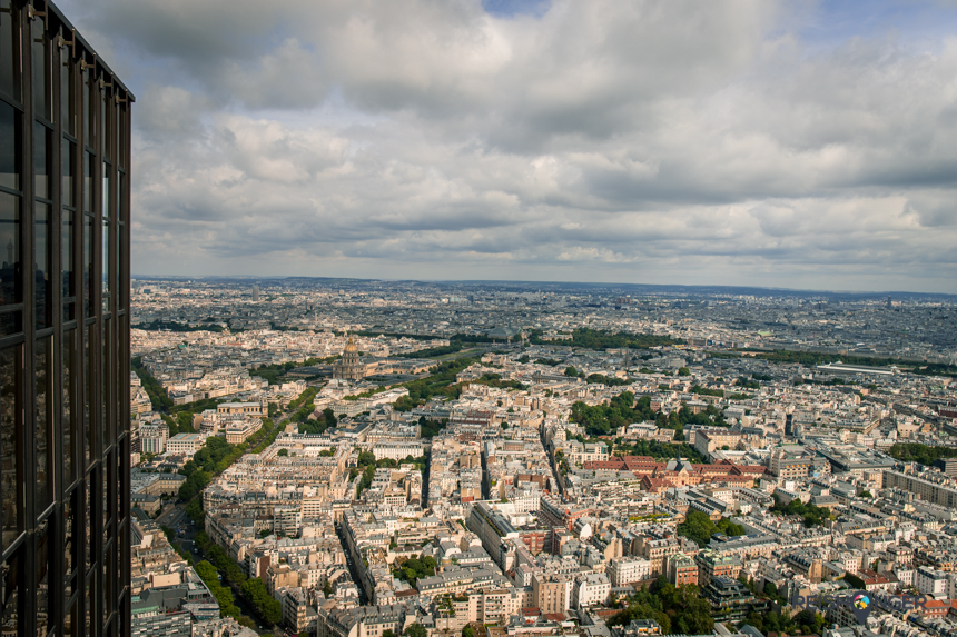 Uitzicht Montparnasse
