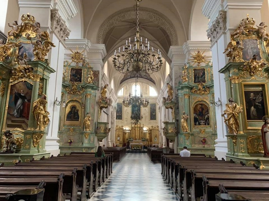 Cathedral of St. John the Baptis Lublin