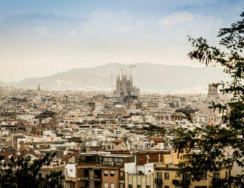 Fiets langs de leukste plekjes in Barcelona