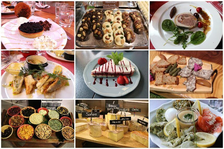 Culinair genieten in de Franse Alpen