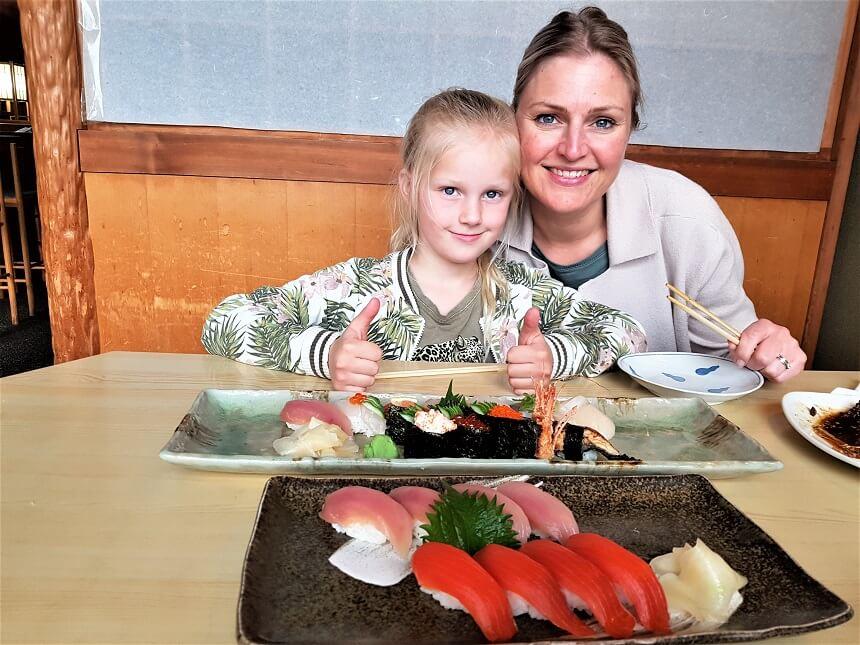 Kibune Sushi restaurant in Vancouver