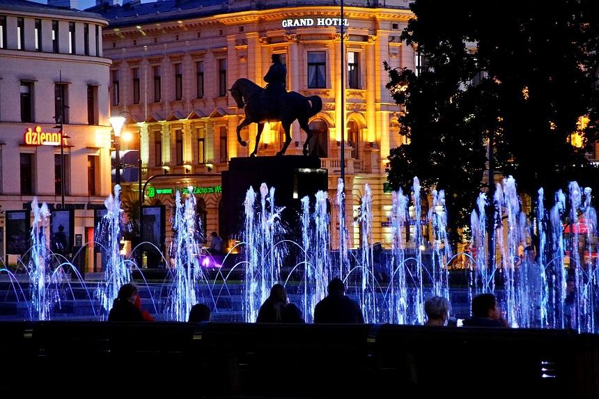 Litewski plein in Lublin