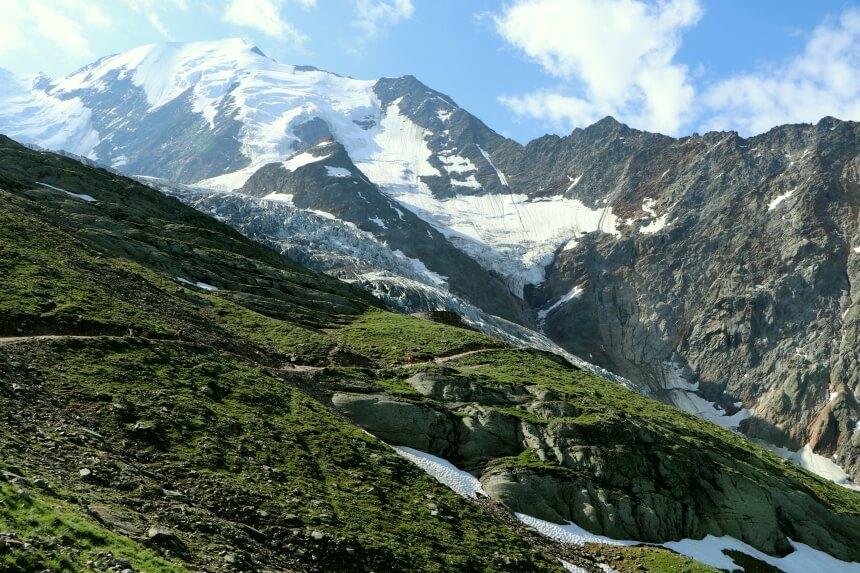 De Mont Blanc is de meest iconische berg van Frankrijk
