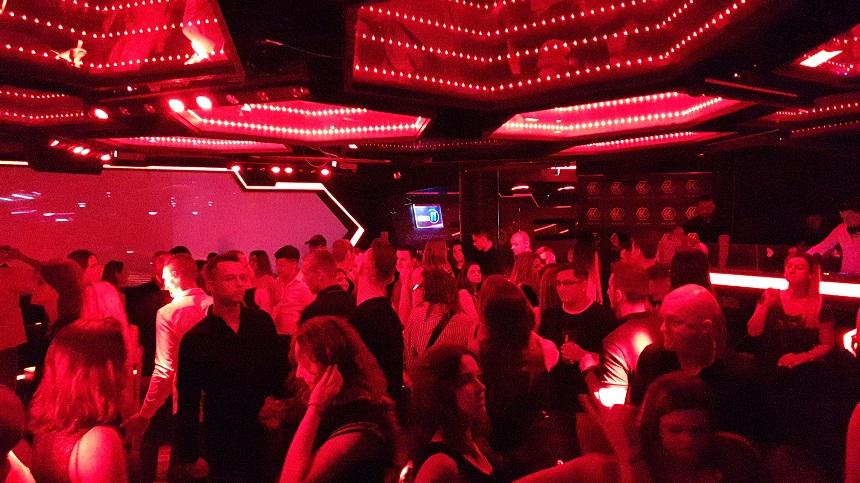 Nachtclub Helium