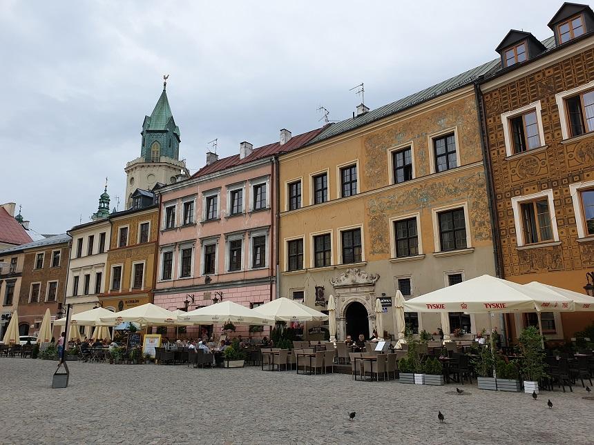 Stedentrip Lublin