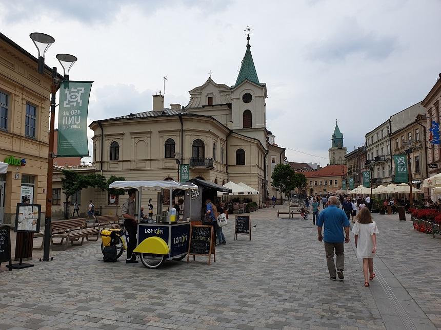 Stedentrip Polen