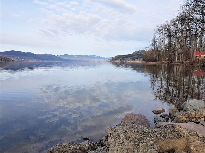 Verblijf in het Nithi Resort aan Fraser Lake