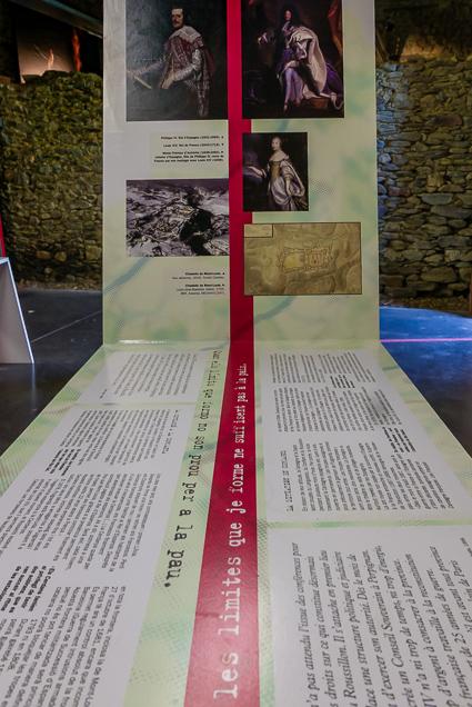 Museum Saillagouse - verhalen over een grens