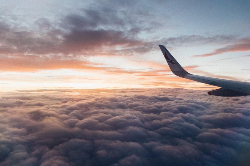 Vijf tips om met vliegangst om te gaan