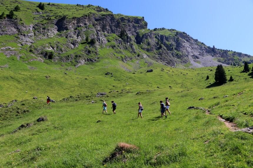 Wandelen in de Franse bergen, een echte aanrader in de zomer