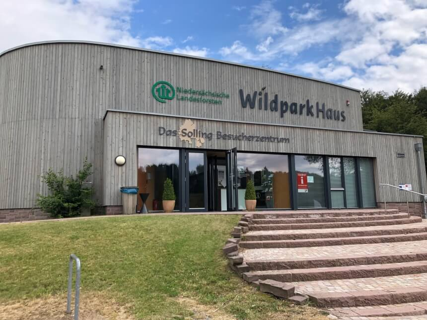 Wildpark Neuhaus in Solling