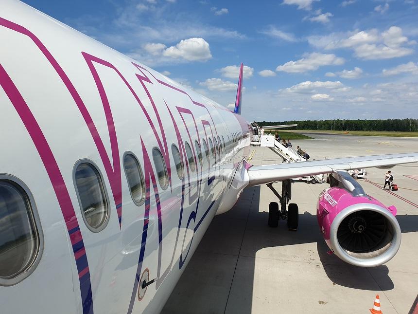 Wizz Air naar Polen