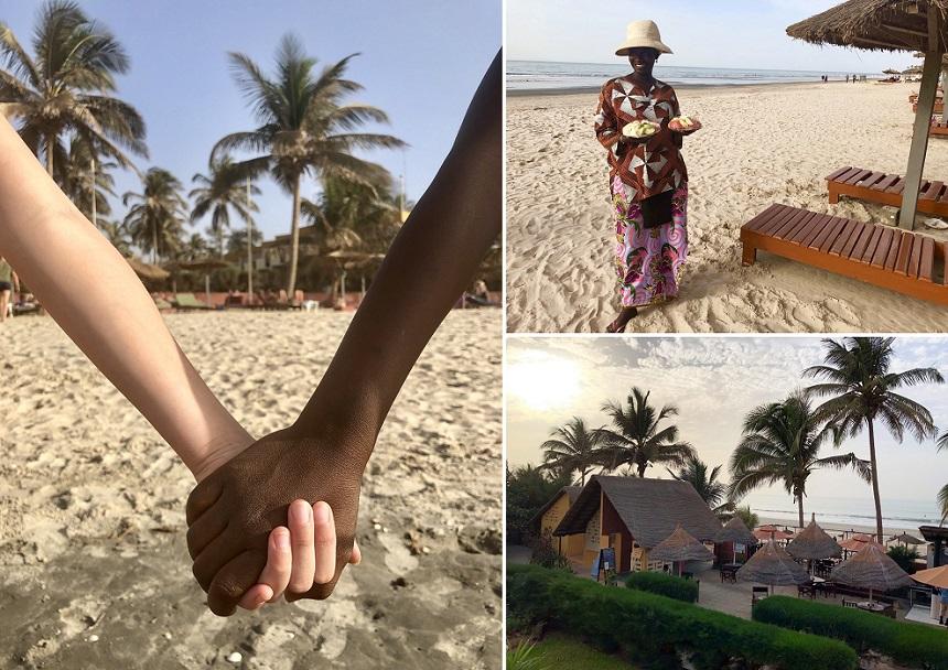 gezinsvakantie gambia - Kotu Beach