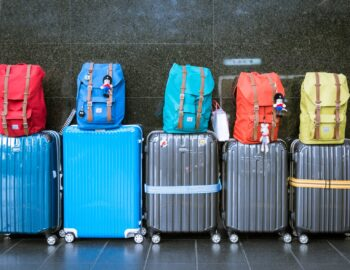 Tips voor reizen met alleen handbagage