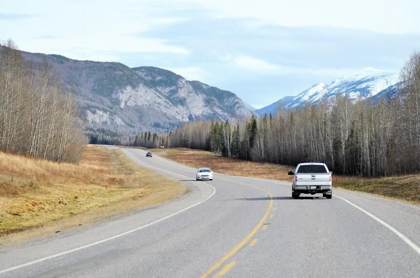 Roadtrip Canada camper