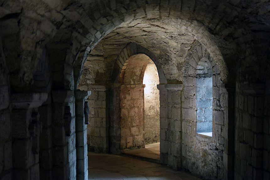 Abdij Saint-Philibert in Tournus