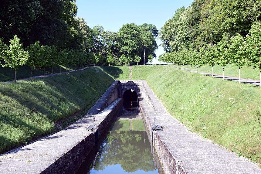 Saint Albin tunnel