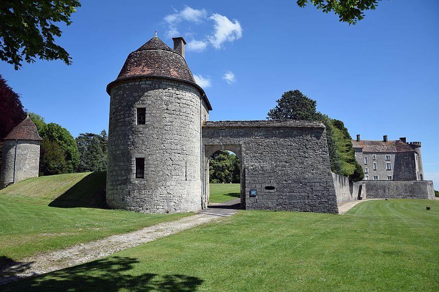 Kasteel Ray-sur-Saône