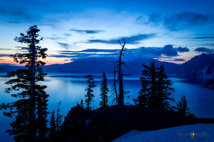 Discovery Point Crater Lake