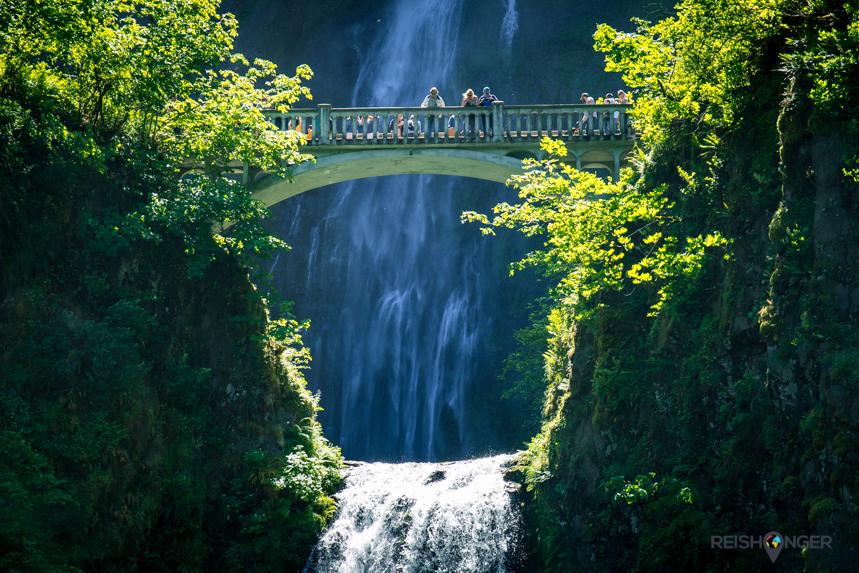 De Columbia River Gorge is bezaaid met bijzondere watervallen en uitdagende trails