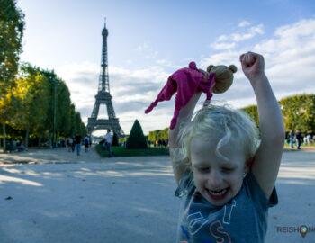 Kindvriendelijk Parijs