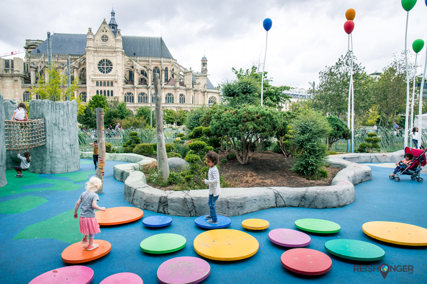 Speeltuin Jardin Nelson Mandela