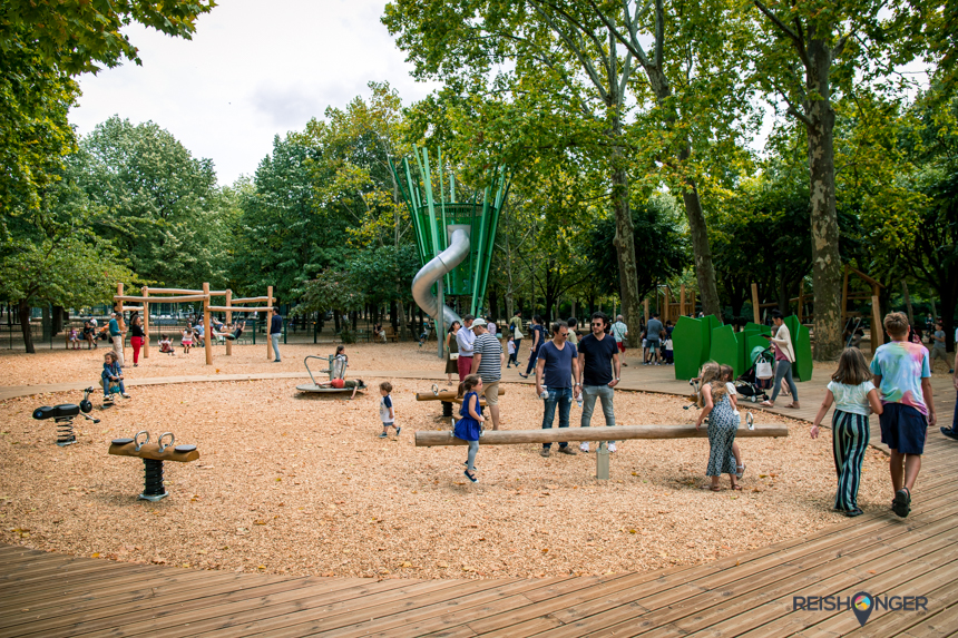Speeltuin Jardin du Luxembourg