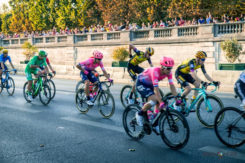 Tour de France kijken Jardin des Tuileries