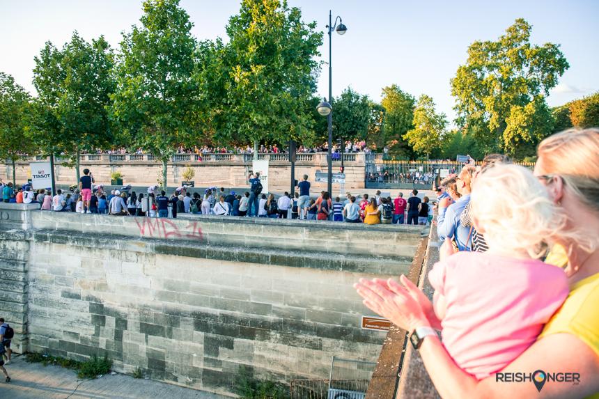 Jardin des Tuileries - de perfecte plek voor de Tour de France