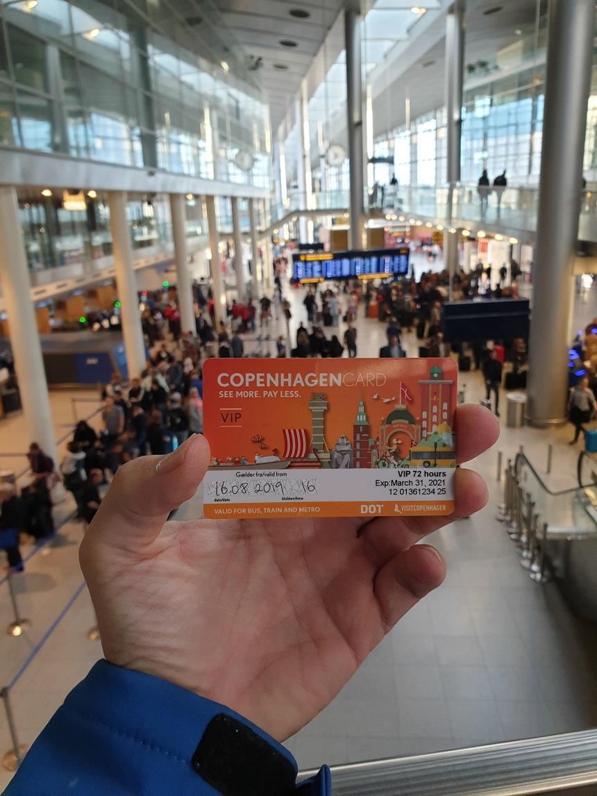 Citytrip Copenhagen_Card