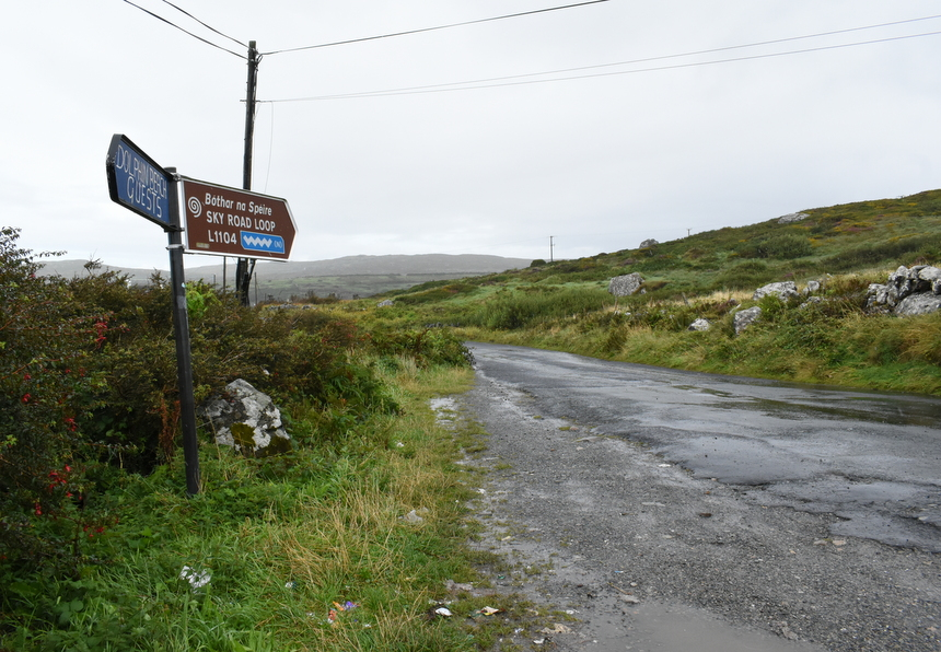 Connemara - Wild Atlantic Way - Sky Road Loop