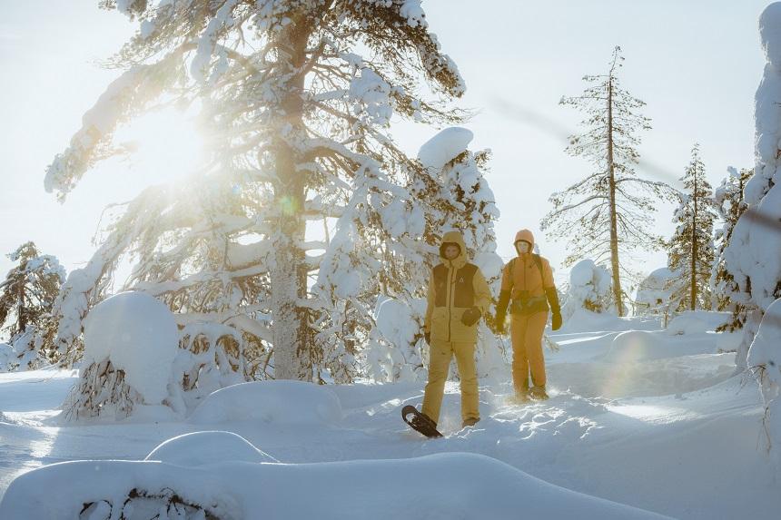Finland_sneeuwwandelen