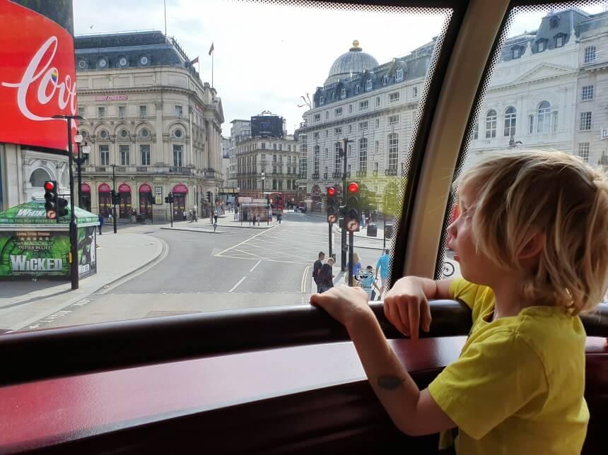 Londen bus 453